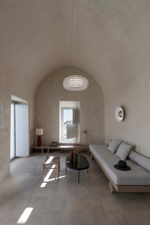 希腊小岛上的避暑别墅改建洞穴-Kapsimalis Architects(超高清)