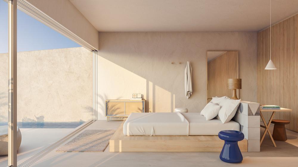 阿卡迪亚酒店 ARCADIA HOTEL - Kapsimalis Architects