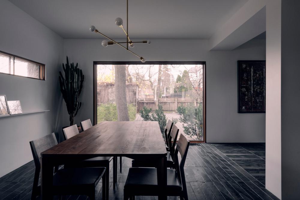 DU ROCHER RESIDENCE | APPAREIL.Architecture