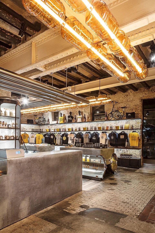 Moritz M-store 莫里茨M店 / Laboh