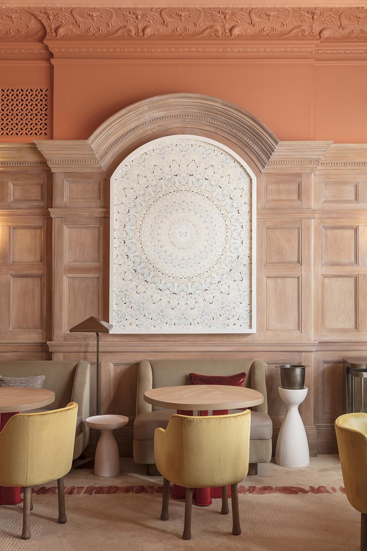 海倫·達羅茲餐廳(HéLèNE DARROZE)by Pierre Yovanovitch
