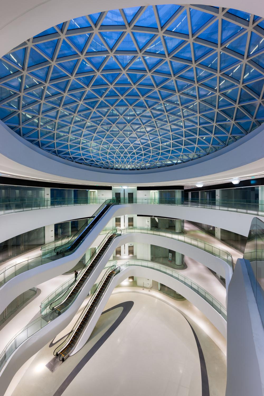 北京银河SOHO-塔四三层公共区域9.jpg