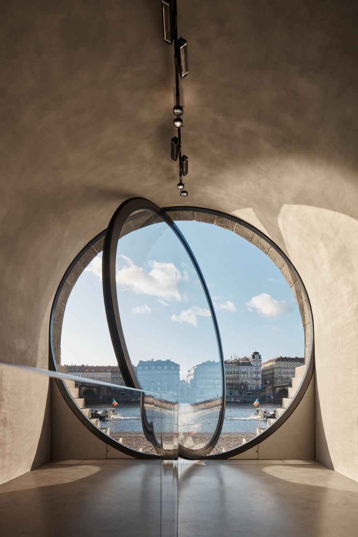 布拉格的河濱城市廣場(Revitalization of Prague riverfront area)Petr Janda/BrainWork 設計