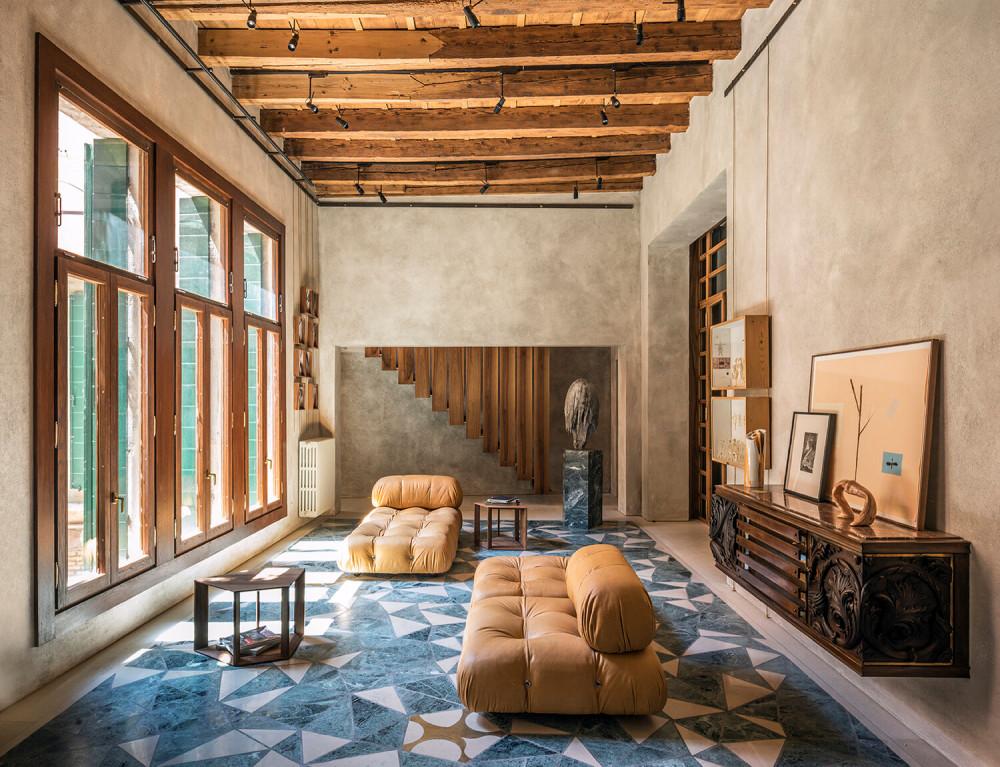 Massimo Adario Architetto 設計的 Casa Campo 住宅