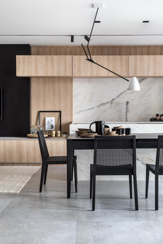Crippa&Assis Arquitetura 新作 | 巴西活力公寓(Loft on Life)