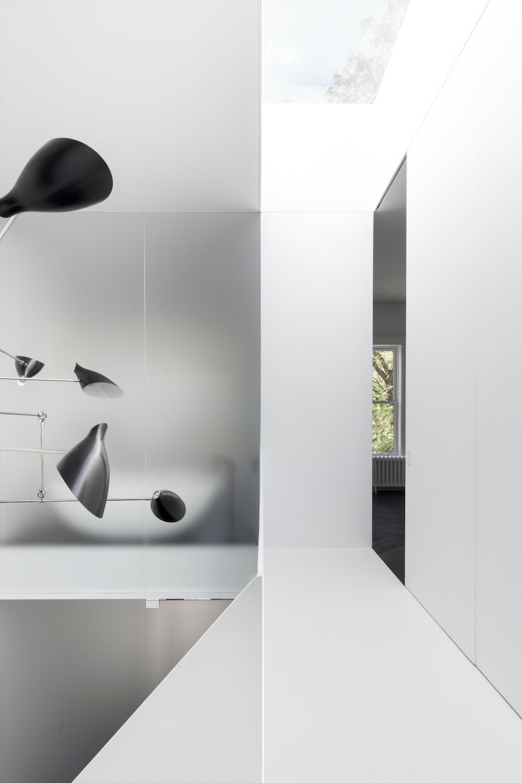 La SHED Architecture 设计 | 加拿大蒙特利尔Maison du Parc酒店