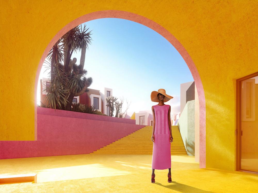 Davit Jilavyan 新作 | 索诺拉艺术村(Sonora Art Village)