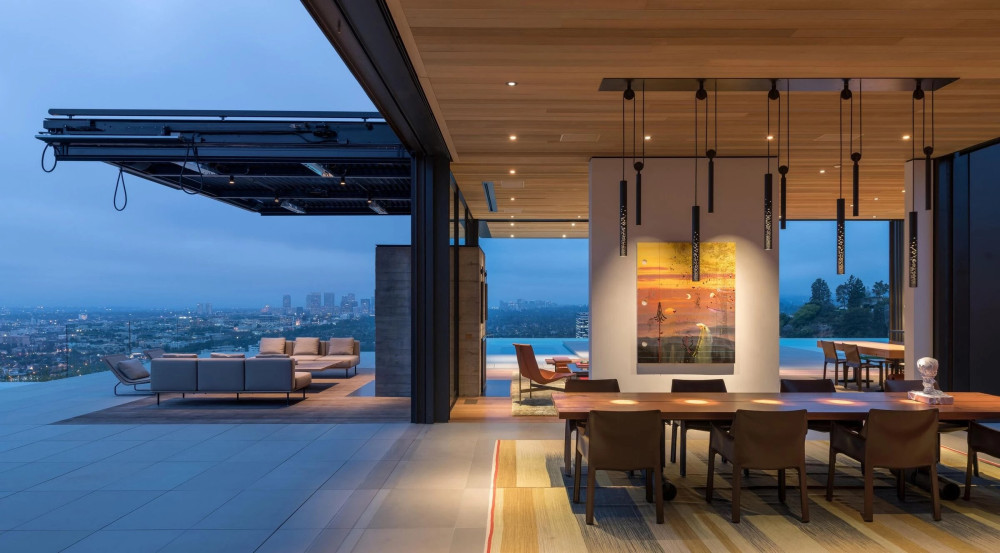 Olson Kundig 设计 | 科利伍德公寓(Collywood residence)
