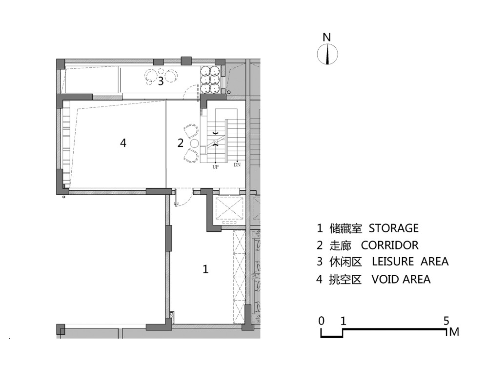 合院B1F夹层平面图.jpg