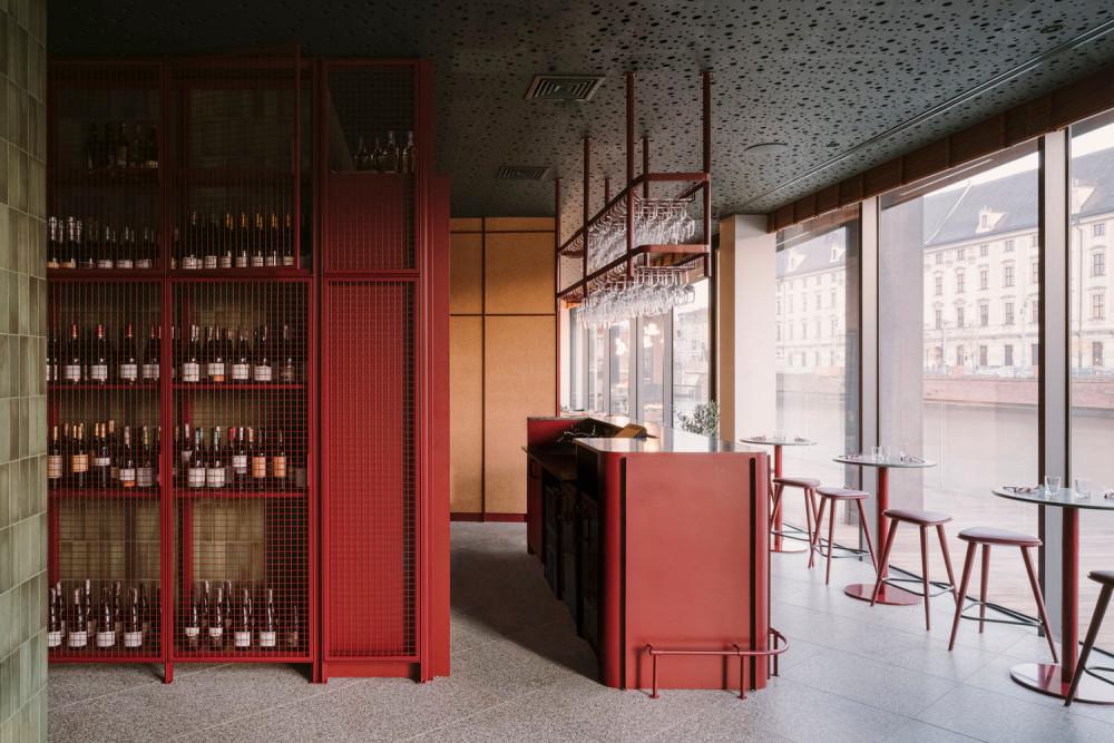 BUCK.STUDIO 新作 | 波蘭弗羅克拉的馬蒂姆餐廳(MARTIM RESTAURANT IN WROCLAW, POLAND)