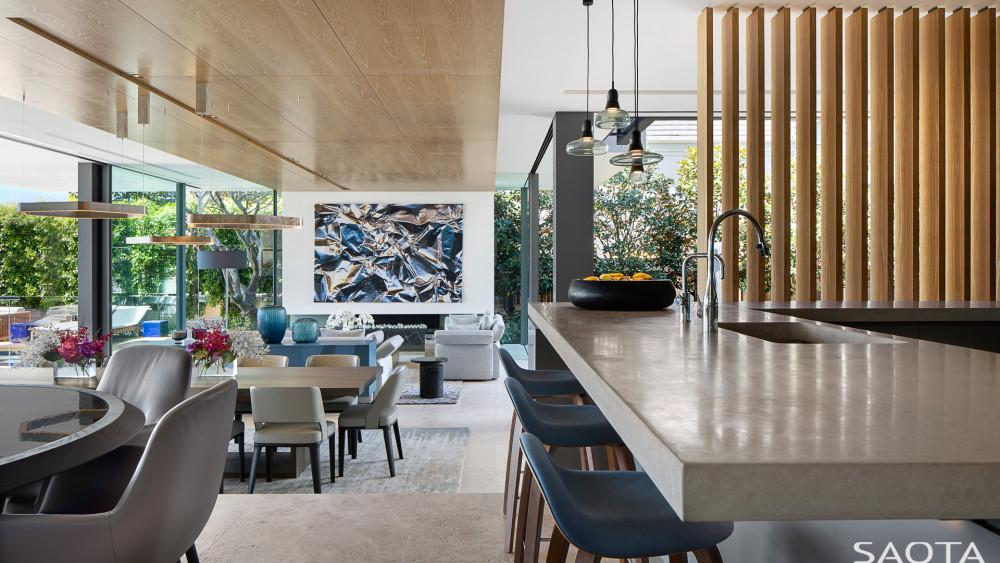 SAOTA 设计 | 澳大利亚悉尼双湾别墅(Double Bay)