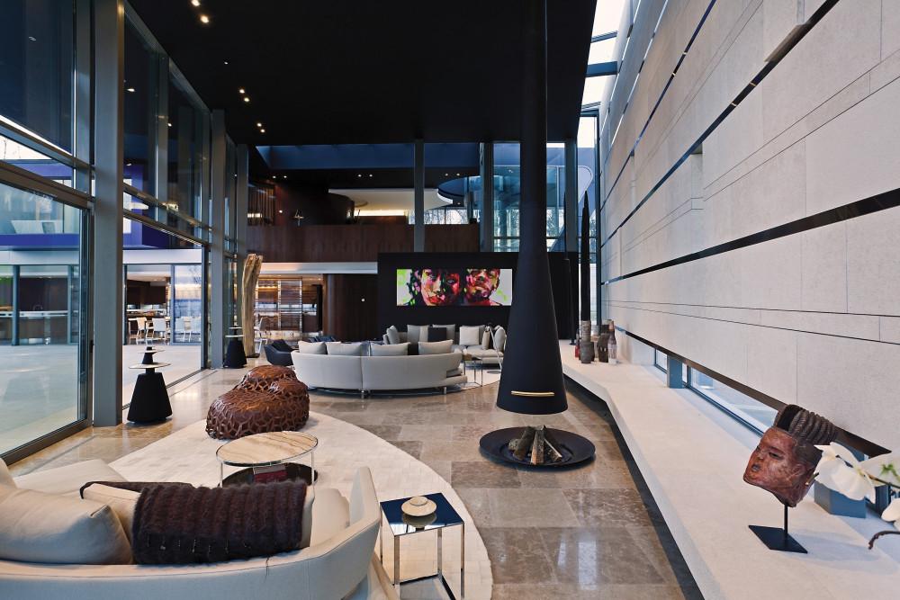 SAOTA 设计 | 瑞士日内瓦湖景房(Lake House)