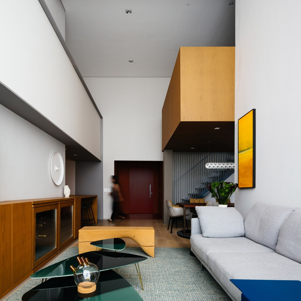 Nova York公寓 | FCstudio