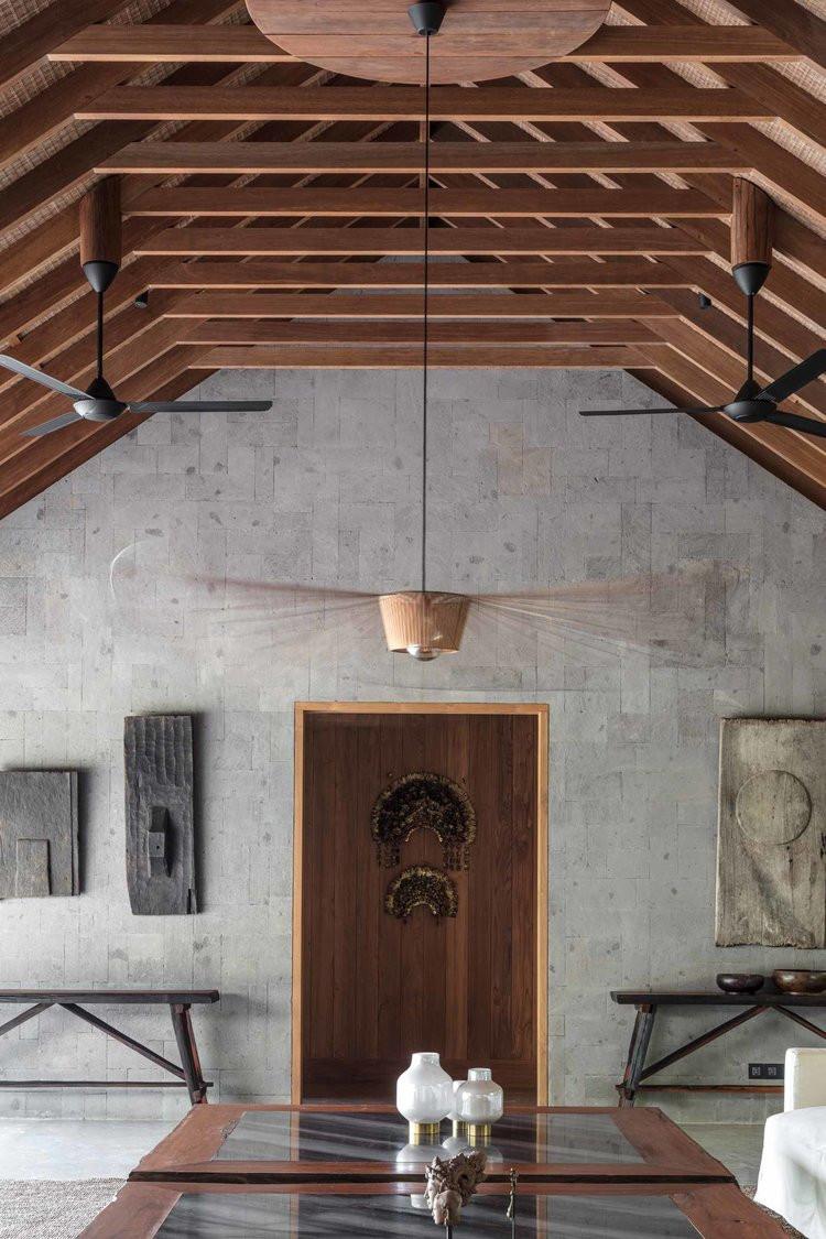 Maximilian Jencquel 設計 | 巴厘島叢林中的禪房(Umah Hati)