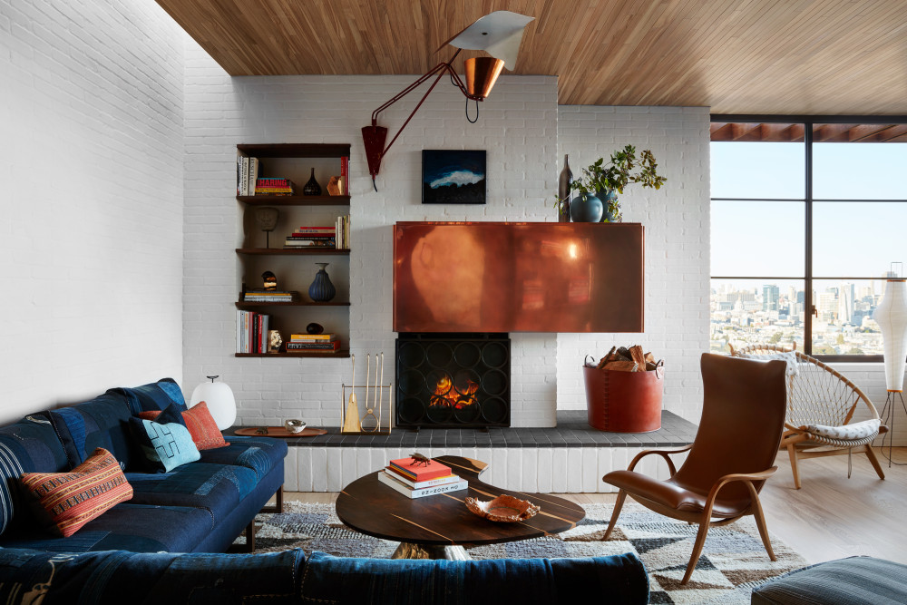 Commune Design 設計 | 加利福尼亞舊金山現代住宅(Handcrafted Modern)