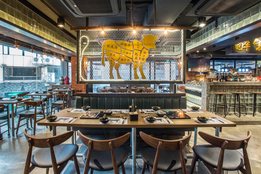 香港复古酒吧餐厅,释放味蕾新体验 | 刘德泰 Edward Lau