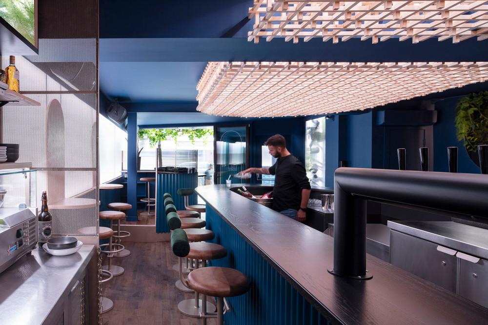 Minéral酒吧 | Blanchette Architectes
