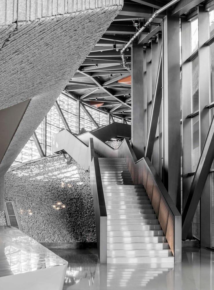 北京首钢三高炉博物馆 | 筑境设计