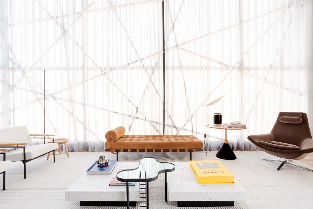 Suite Arquitetos 设计 | 摩根大通公寓(APARTAMENTO JPM)