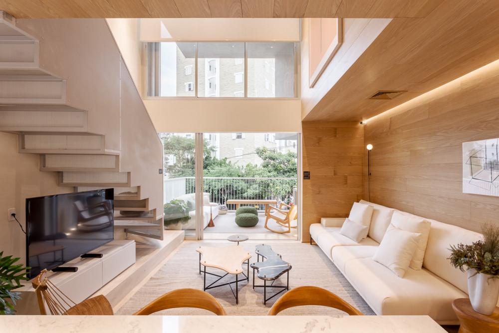 Suite Arquitetos 设计 | 诺丁住宅(DECORADO NORD)