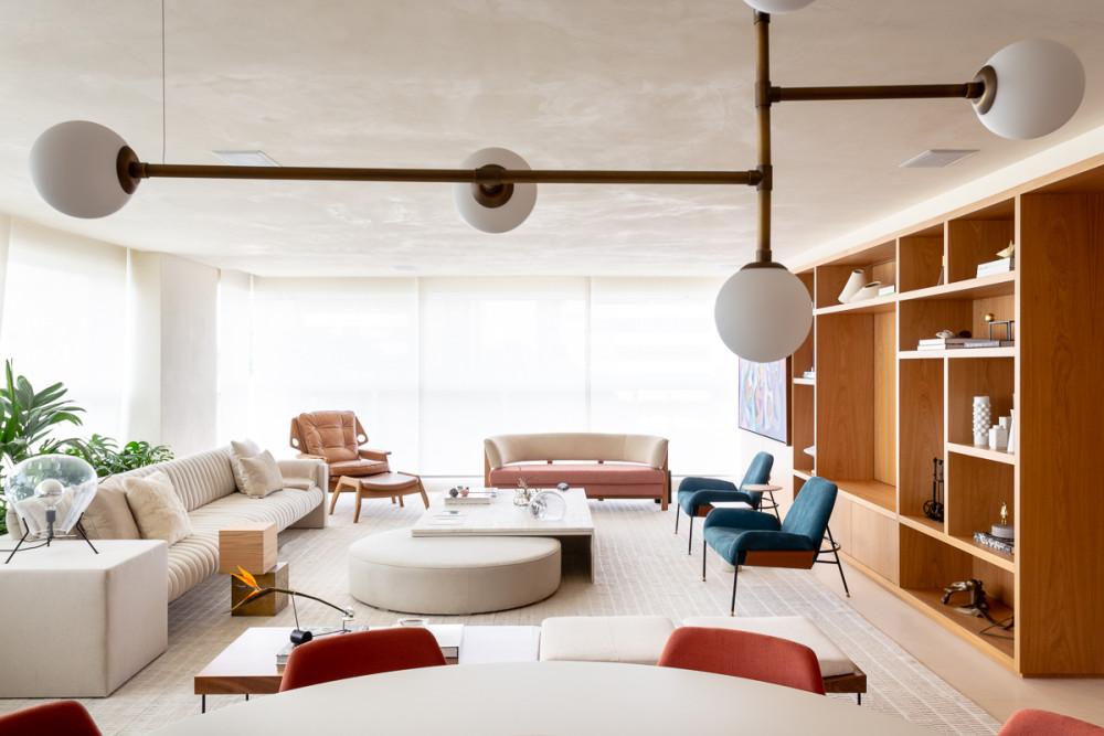 Suite Arquitetos 設計 | DAS 公寓