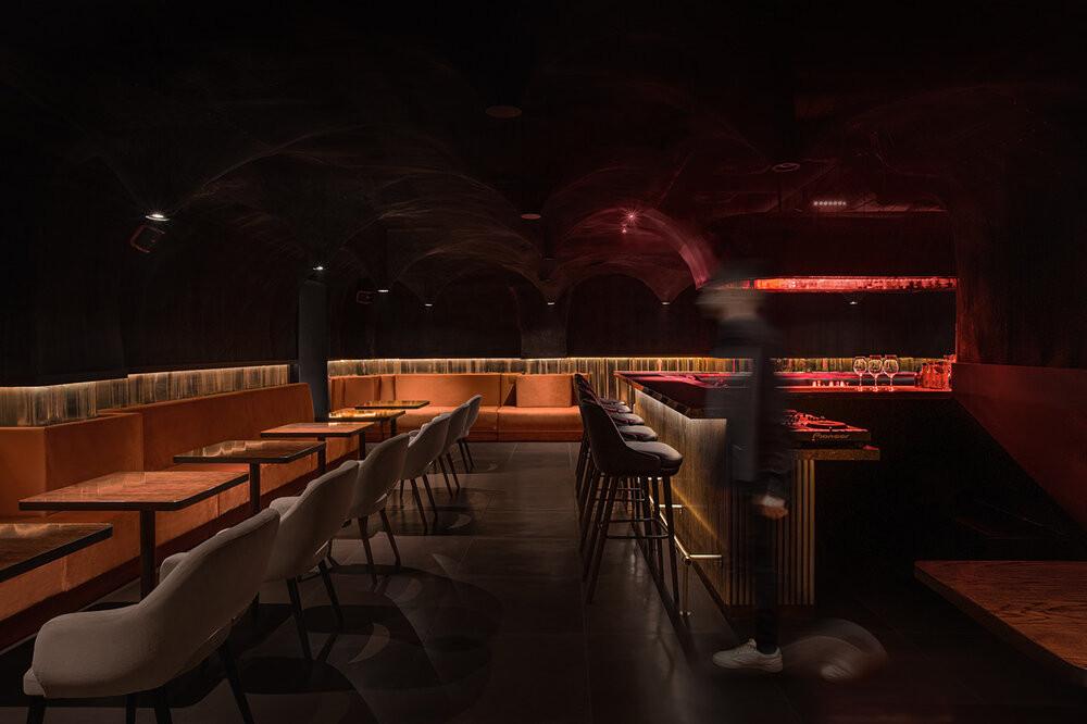balbek bureau 設計 | F.U.L.L.酒吧