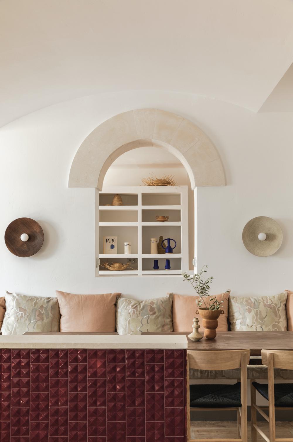 Dorothee Meilichzon 设计 | 西班牙梅诺卡岛 MENORCA EXPERIMENTAL 酒店