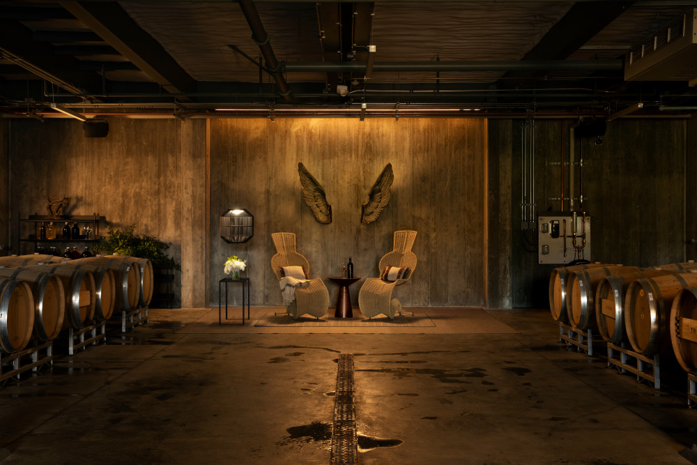 Richard Beard Architects 设计 | 定理酒庄(Theorem Winery)