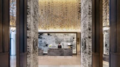 CCD--无锡鲁能万豪酒店丨高清效果图+设计方案PDF+官方摄影丨