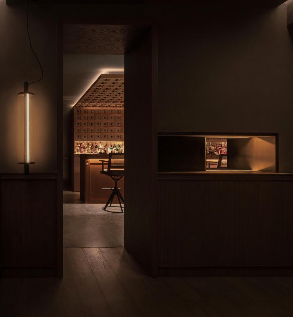 向域设计(Atelier xy)设计 | 上海 J. boroski 酒吧