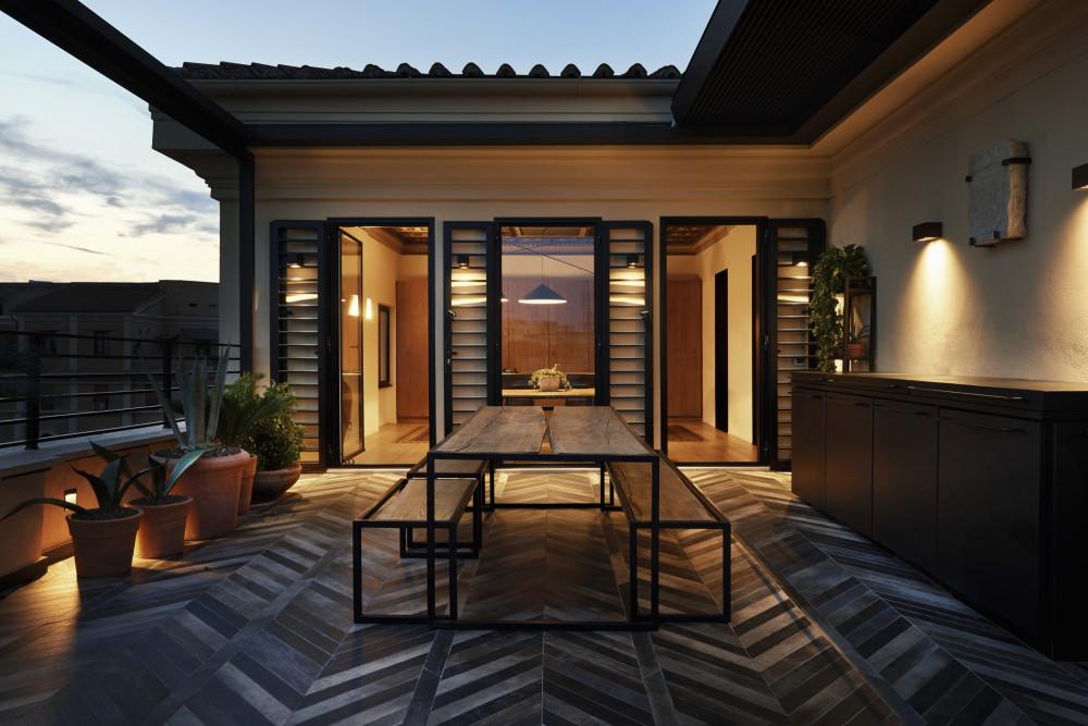 AR Penthouse   Carola Vannini Architecture