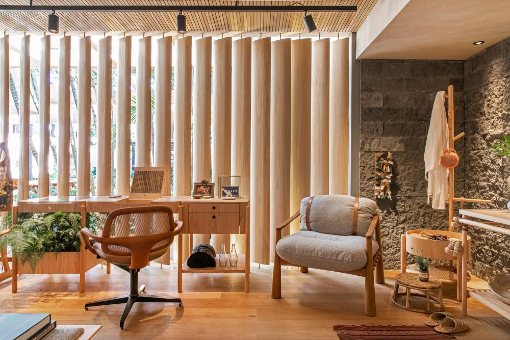 Cacau Ribeiro 設計 | Mostra Casa Cor 住宅
