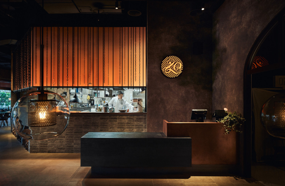 Hao Design 設計 | 碳烤餐廳(The Feast)