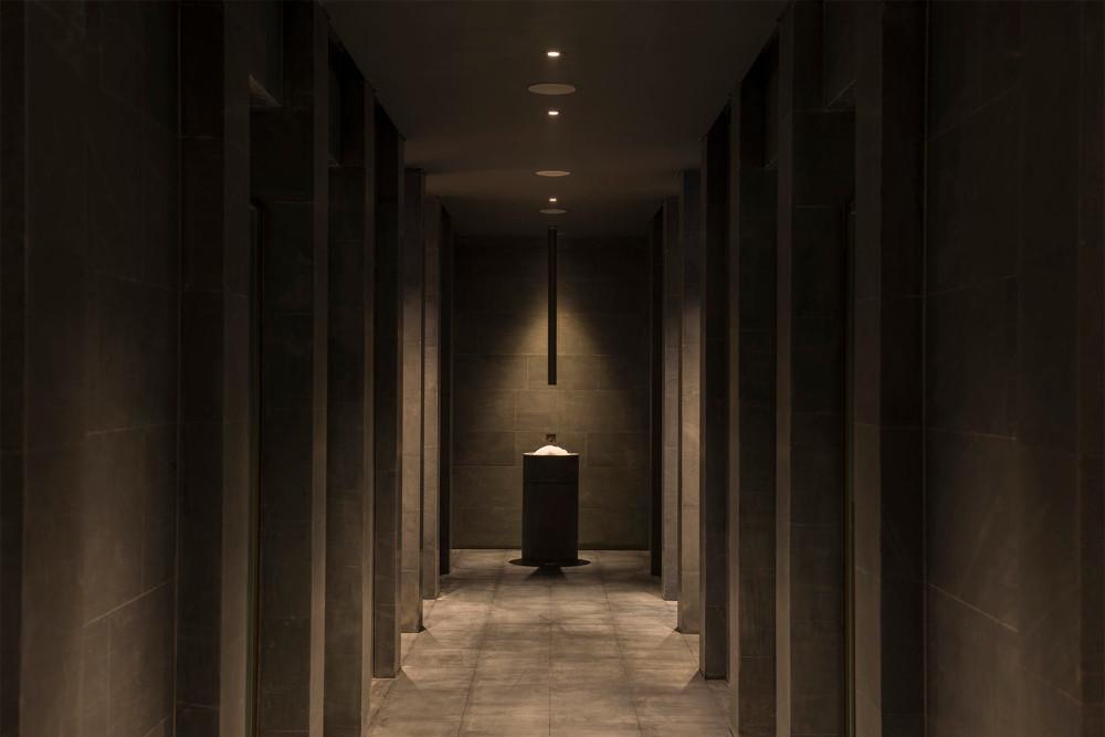 上海素凯泰酒店丨公区+SPA施工图+效果图+官方摄影+实景 |