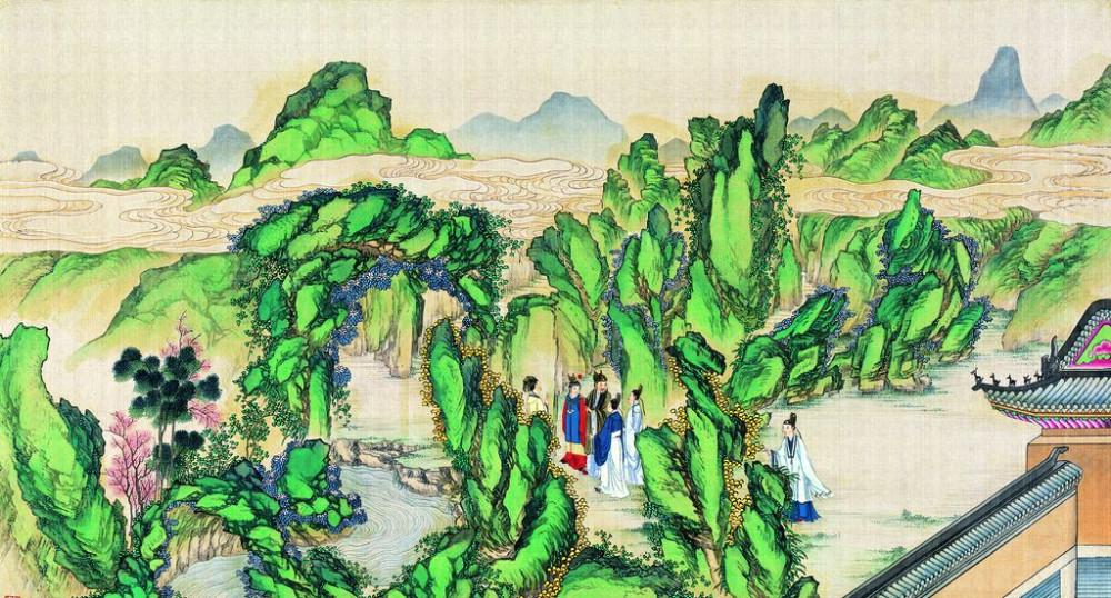从古典名著绘画本中看古典园林艺术、庭院设计、家具软装及服饰设计_31078822_080445513081_2.jpg