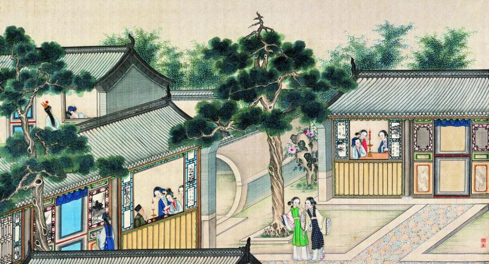 从古典名著绘画本中看古典园林艺术、庭院设计、家具软装及服饰设计_31078822_080630923083_2.jpg