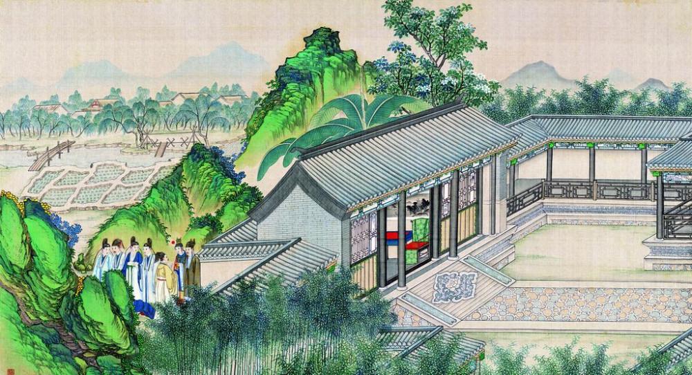 从古典名著绘画本中看古典园林艺术、庭院设计、家具软装及服饰设计_31078822_081409392084_2.jpg