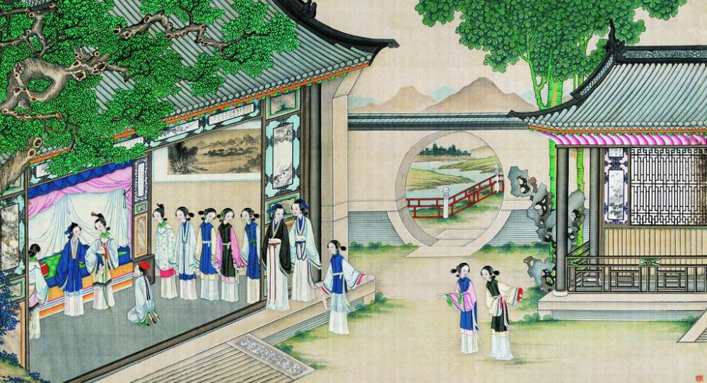 从古典名著绘画本中看古典园林艺术、庭院设计、家具软装及服饰设计_31078822_084531863086_2.jpg