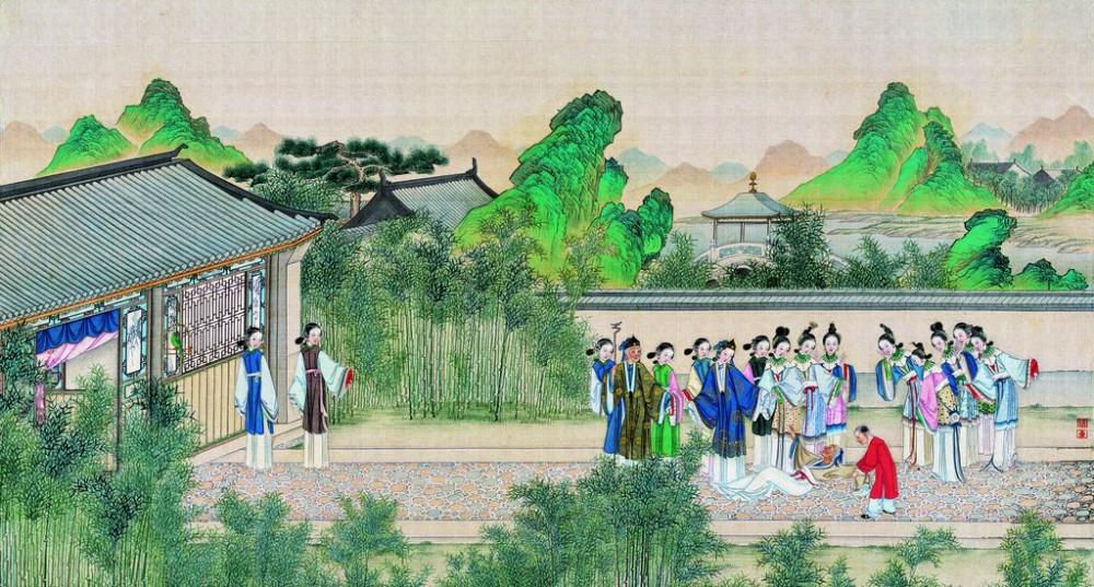 从古典名著绘画本中看古典园林艺术、庭院设计、家具软装及服饰设计_31078822_090251761081_2.jpg