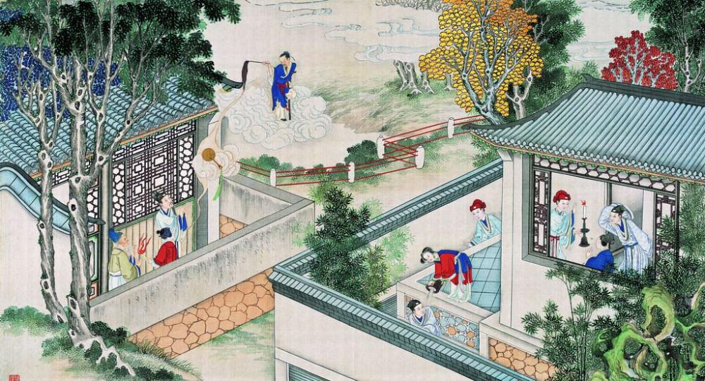 从古典名著绘画本中看古典园林艺术、庭院设计、家具软装及服饰设计_31078822_090427545080_2.jpg