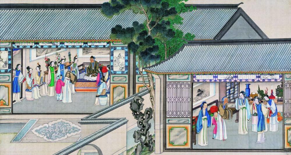从古典名著绘画本中看古典园林艺术、庭院设计、家具软装及服饰设计_31078822_091213502085_2.jpg