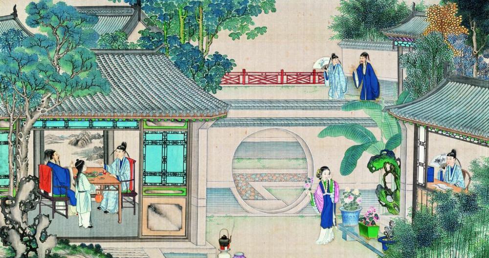 从古典名著绘画本中看古典园林艺术、庭院设计、家具软装及服饰设计_31078822_091831600086_2.jpg