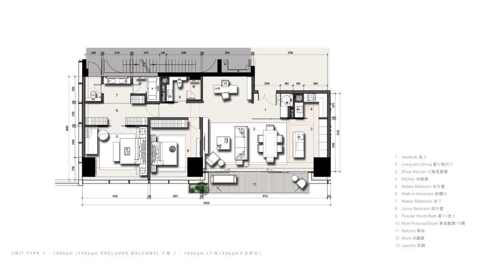 SCDA | 华润城项目T3公寓大堂&五套样板间&会所丨概念方案(两版)+深化方案+效果图+CAD平面图丨_05.jpg
