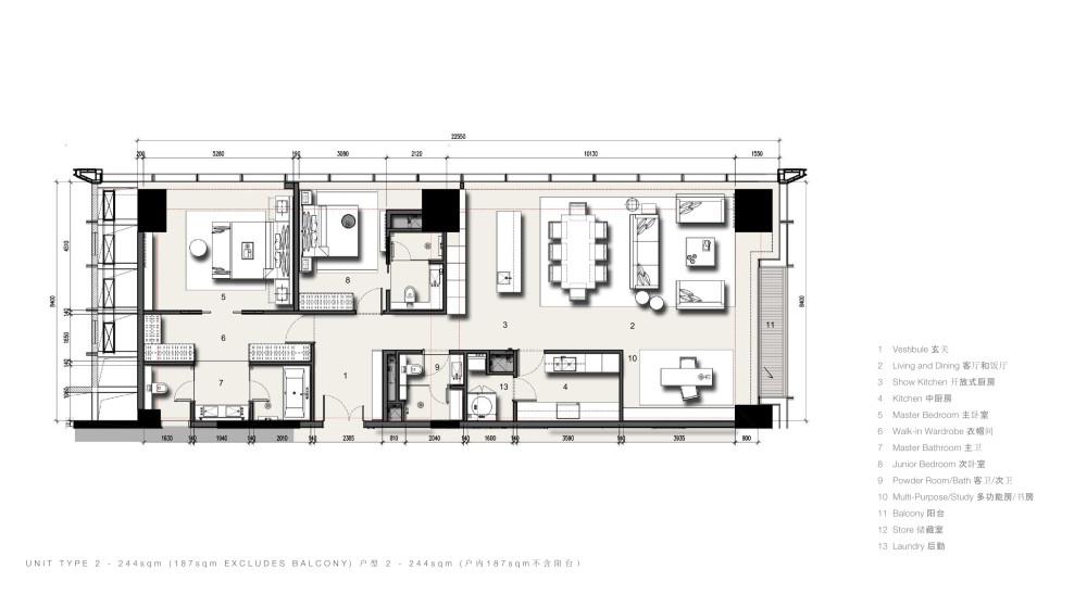 SCDA | 华润城项目T3公寓大堂&五套样板间&会所丨概念方案(两版)+深化方案+效果图+CAD平面图丨_06.jpg
