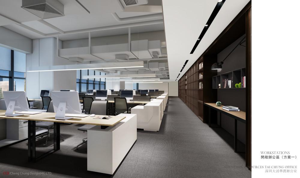 CCD-深圳大涌华润办公室CAD施工图+效果图物料(不得用於商业用途或向外传播,并请在下载后24小时内删除)_图片22.jpg