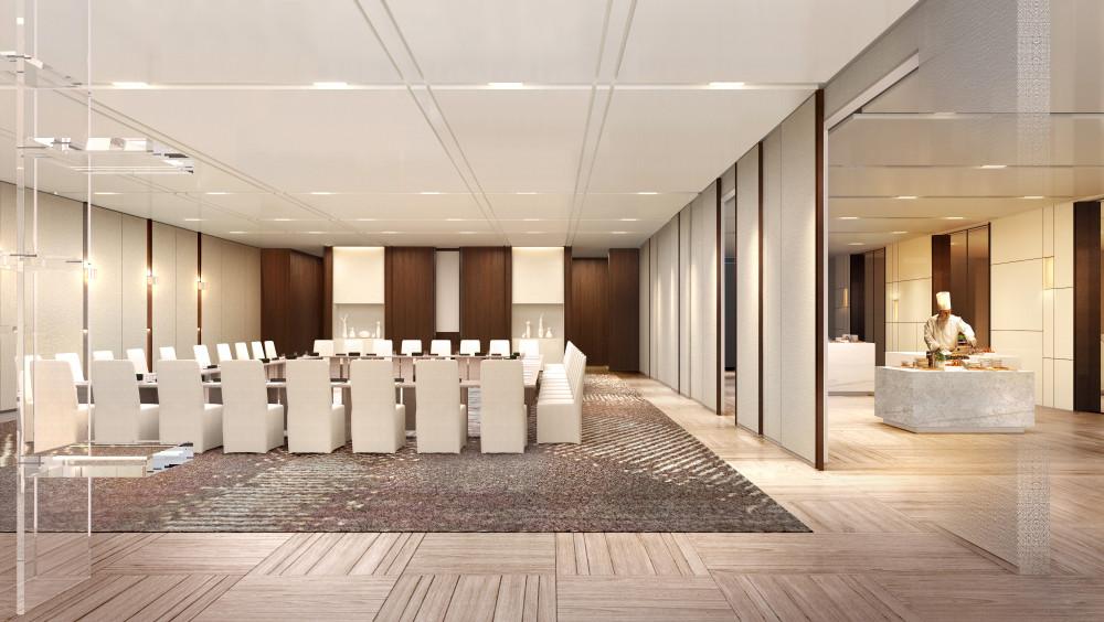 上海鲁能JW万豪侯爵酒店丨PPT设计方案+效果图+公区CAD施工图+摄影+优质实景_效果图5.jpg