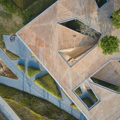 中国深圳茅洲河燕几之翼儿童公园(2020)(同济原作设计工作室)设计