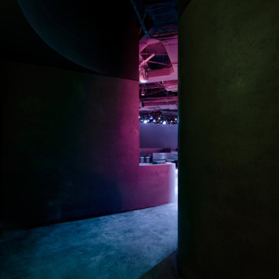 中国上海Potent俱乐部(2021)Quarta & Armando Architecture Design