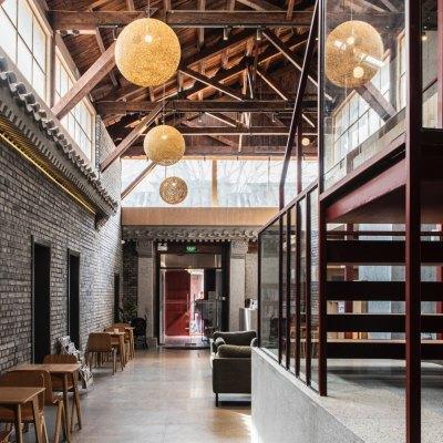 中国北京三好三好酒店改造设计(2020)未来以北工作室
