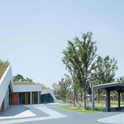 中国江阴市滨江公园|2020|BAU建筑城市设计